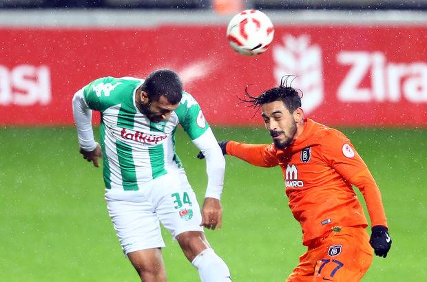 Medipol Başakşehir: 0 - Yeni Amasyaspor: 0
