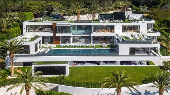 İşte ABD'nin en pahalı evi