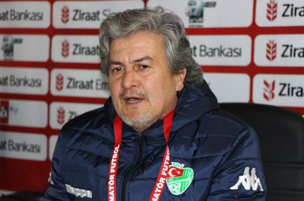 Yeni Amasyaspor'dan Medipol Başakşehir'e övgü
