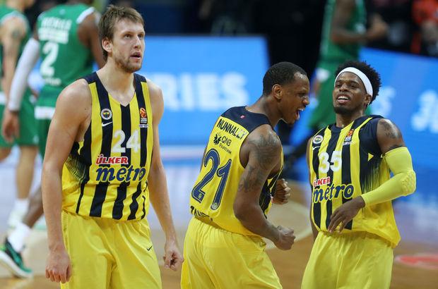 Fenerbahçe: 84 - Panathinaikos Superfoods: 63