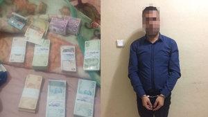 Trabzon'daki Reina dolandırıcısı Malatya'da tutuklandı