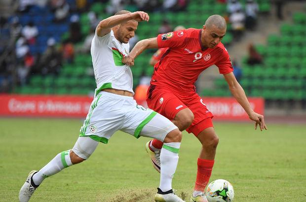 Cezayir: 1 - Tunus: 2