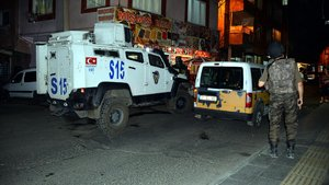 Diyarbakır'da 3 terörist yakalandı