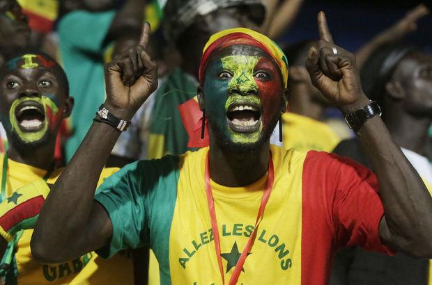 Senegal: 2 - Zimbabwe: 0