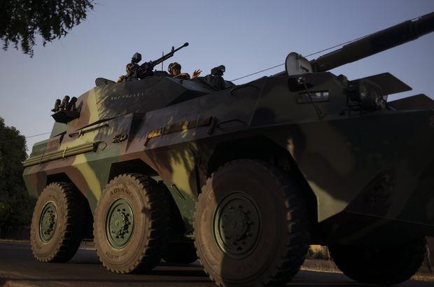 Senegal ordusundan Gambiya'ya müdahale