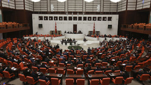Anayasa teklifinin 10. maddesi kabul edildi