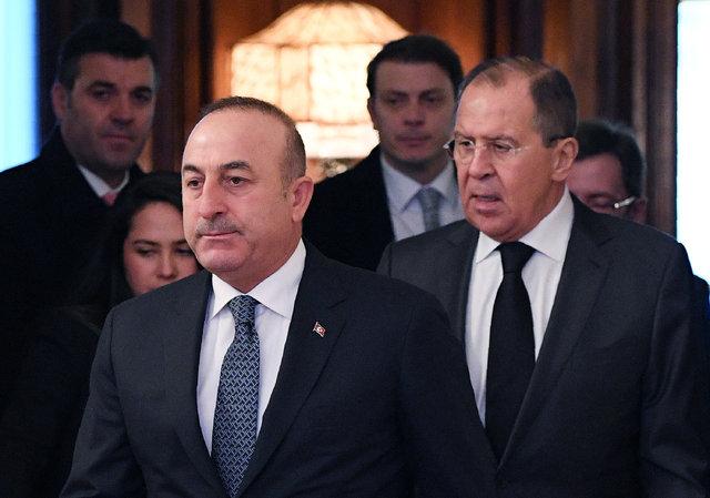 Dışişleri Bakanı Mevlüt Çavuşoğlu'ndan 'şıkıdım' siparişi