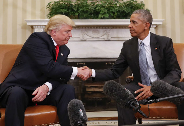 Obama'nın, giderayak Trump'ın kucağına bıraktığı 5 bomba!