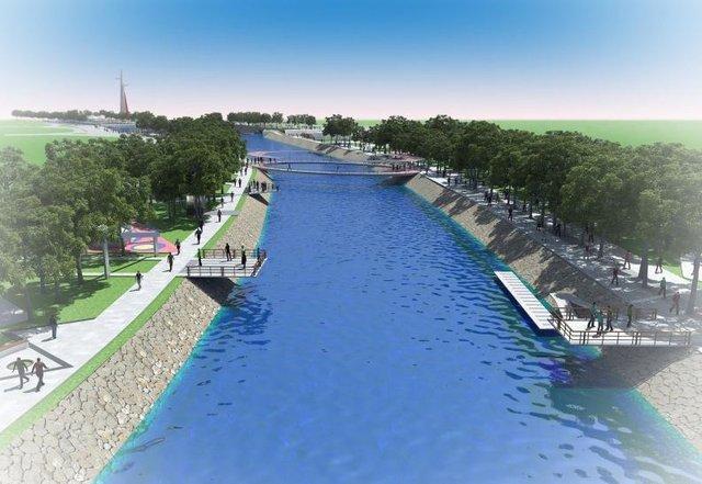 Kanal Tokat Projesi Kanal İstanbul'a kardeş olacak