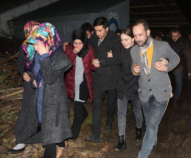 El Bab şehitlerinin acı haberleri ailelerine ulaştı
