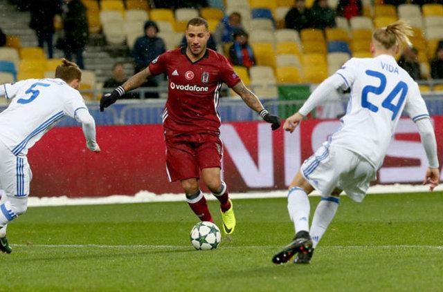 Ricardo Quaresma, Beşiktaş'ta kaldı