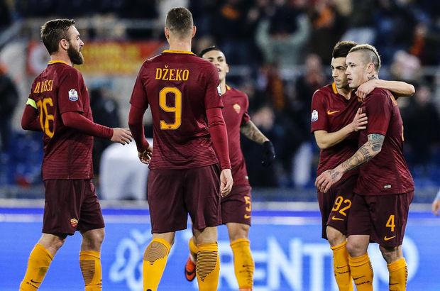 Roma: 4 - Sampdoria: 0