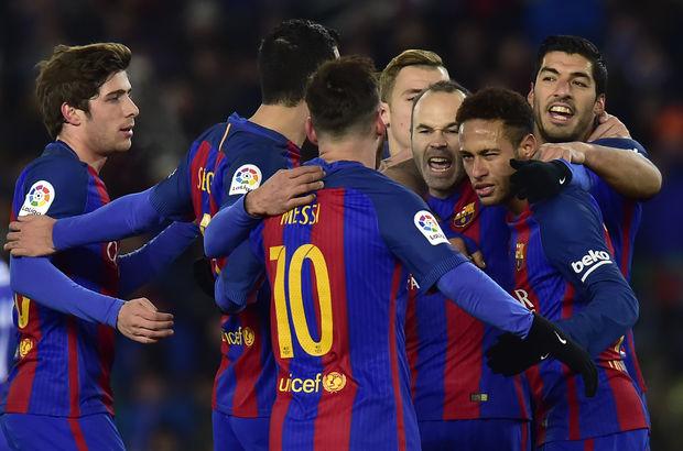 Real Sociedad: 0 - Barcelona: 1