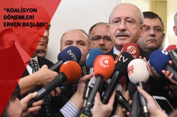 Kemal Kılıçdaroğlu'ndan 'Bakan' tepkisi