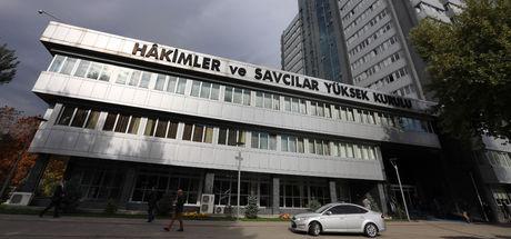 HSYK Teftiş Kurulu Başkanı görevden alındı