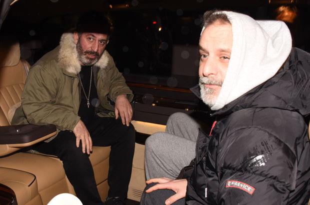 Cem Yılmaz, Ozan Güven ve Muzaffer Yıldırım yeni proje için buluştular