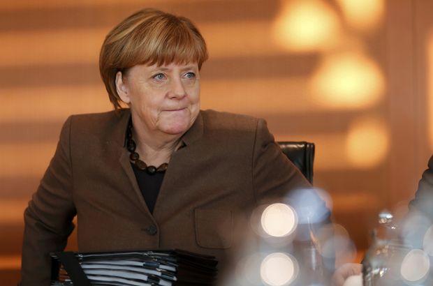 Merkel, Türkiye'ye geliyor!