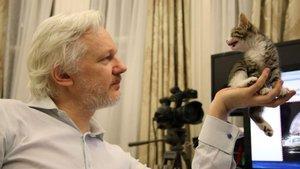 Wikileaks kurucusu Assange, Manning'in affedilmesinin ardından konuştu