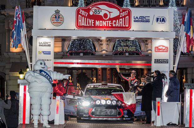 Monte Carlo Rallisi