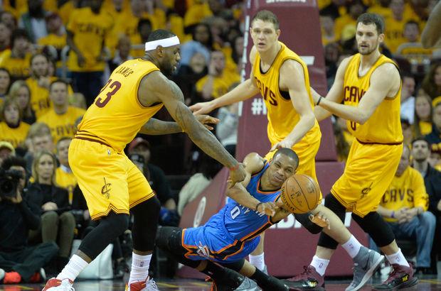NBA'de ilk 5'ler belli oldu! Westbrook yok...