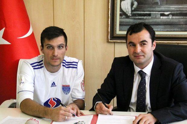 Büyükşehir Gaziantepspor, Marinkovic ile yollarını ayırdı