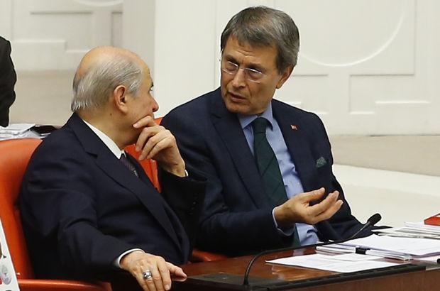 Yusuf Halaçoğlu, Devlet Bahçeli