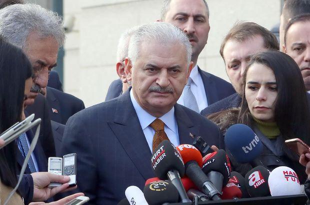 Binali Yıldırım'dan MHP'li bakan iddiasına yanıt: Sayın Devlet Beyi tanıyamamışlar