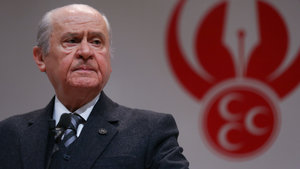 Devlet Bahçeli: El Bab'a Türk'ün demir yumruğu inmeli