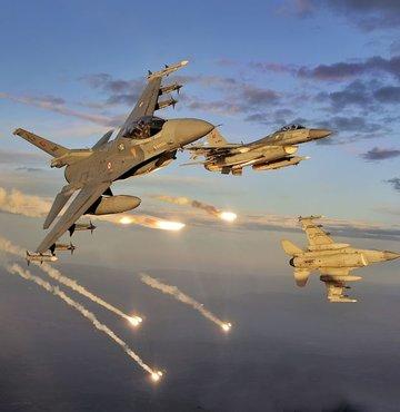 Türk Silahlı Kuvvetlerince Irak