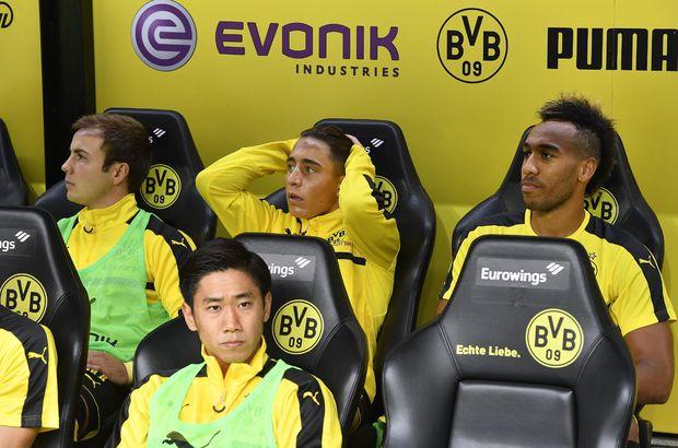 Pierre Emerick Aubameyang Borussia Dortmund Bayern Münih transfer