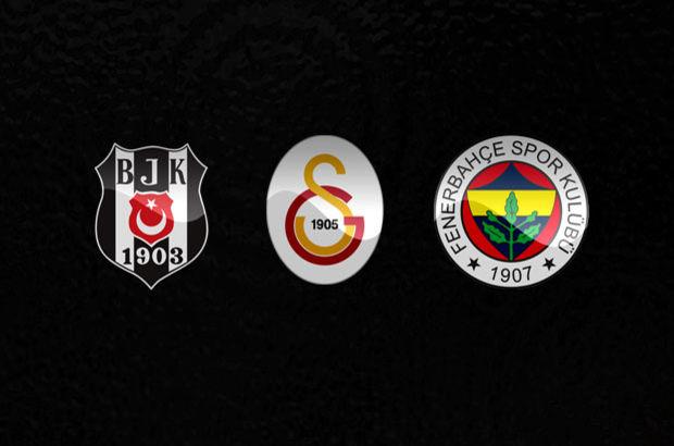 Beşiktaş, Galatasaray ve Fenerbahçe'den hain terör saldırısına tepki