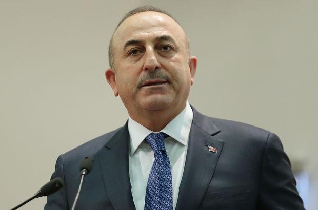 Çavuşoğlu, Antonio Tajani ile telefonla görüştü