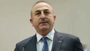Bakan Çavuşoğlu: Güçlü bir irade gördüm