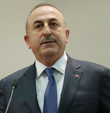 Dışişleri Bakanı Mevlüt Çavuşoğlu, ABD