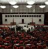 Anayasa değişikliği teklifinin ikinci turu sonunda teklifin tümü üzerinde yapılan oylama sonucu 18 maddelik paket kabul edildi