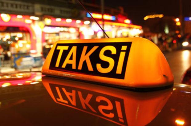 Taksilerde indi-bindi ücreti ile en kısa mesafe 8 lira 75 kuruş oldu