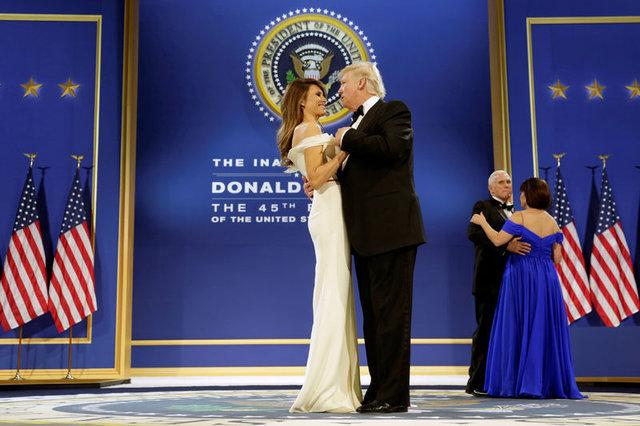Donald Trump aşka geldi!