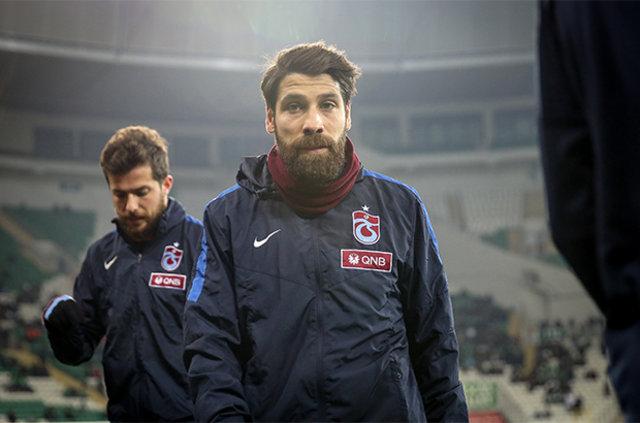 Trabzonspor'daki Olcay Şahan gerçeğini Habertürk açıklıyor!