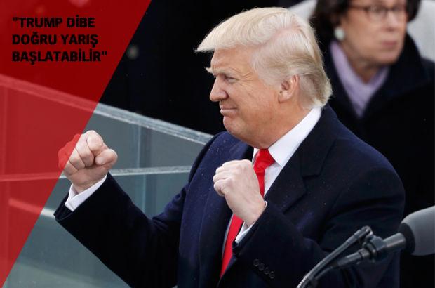 Trump ekonomiyi sağlam devraldı