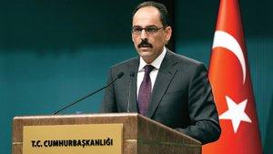 İbrahim Kalın: Erdoğan referandum için sahada olacak