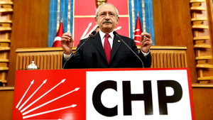 CHP lideri Kemal Kılıçdaroğlu: CHP bayrağı kullanmayacağız
