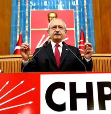 CHP lideri Kemal Kılıçdaroğlu referandum sürecinde CHP bayrağını değil Türk bayrağını kullanacaklarını açıkladı