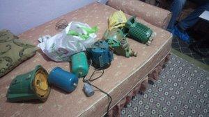 Van Çaldıran'da hırsızlık çetesi çökertildi: 14 gözaltı