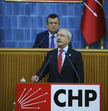 CHP Lideri Kılıçdaroğlu, Anayasa değişikliği teklifinin referanduma gidecek olmasını Habertürk