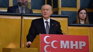 MHP Lideri Devlet Bahçeli: Milletimiz için hayırlı uğurlu olsun