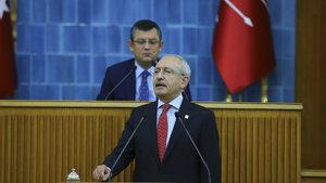 CHP Lideri Kemal Kılıçdaroğlu:  TBMM'de yapılan hatayı milletimiz düzeltecektir.