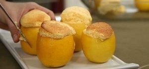 Limon sufle tarifi