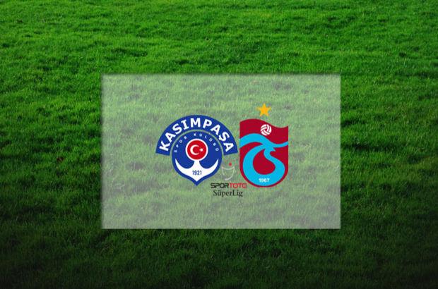 Kasımpaşa - Trabzonspor maçı hangi kanalda, saat kaçta, ne zaman?