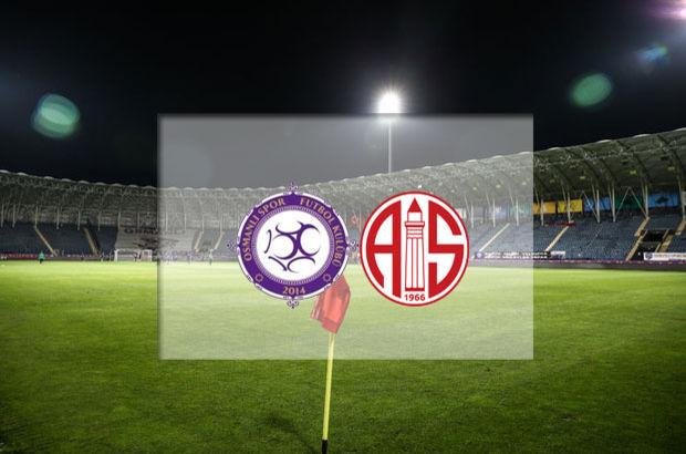 Osmanlıspor - Antalyaspor maçı hangi kanalda, saat kaçta, ne zaman?