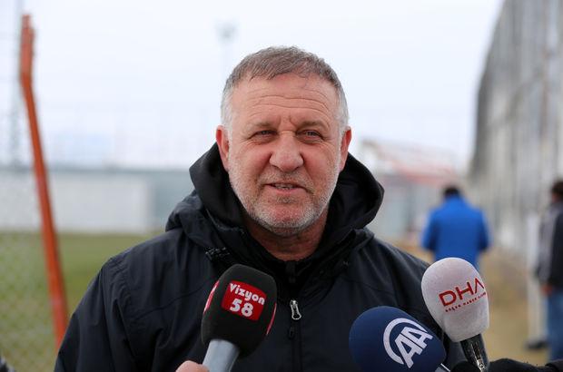 Sivasspor'da hedef mutlak galibiyet